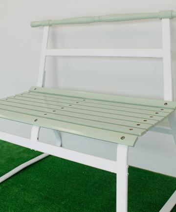 木製 スチール 椅子DIY