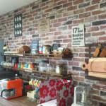 キッチン DIY 壁紙