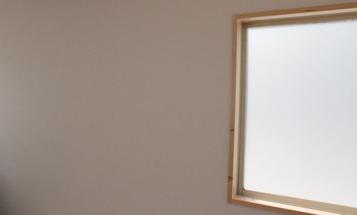 DIY 窓 カーテンレール