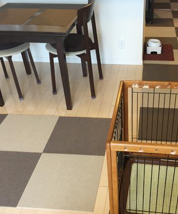 DIY  床 マット ペット