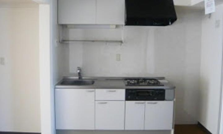 DIY キッチン 壁紙