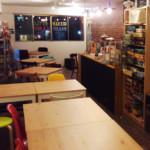DIY クッションフロア 壁紙 店舗