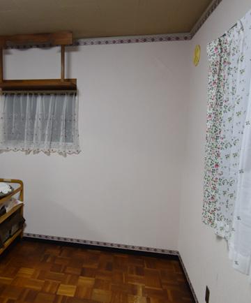 DIY ダイニング 壁紙