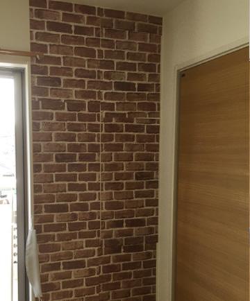 DIY 壁紙 和室