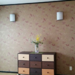 DIY 和室 壁紙