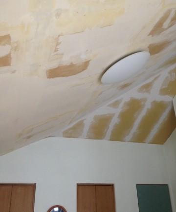 天井 before