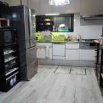 キッチン after