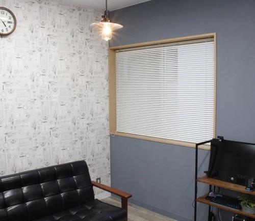 オフィス応接室 after